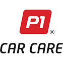 p1 care logo red